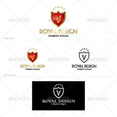 Royal Design — Vector EPS #website #coat • Available here → https://graphicriver.net/item/royal-design/2581087?ref=pxcr