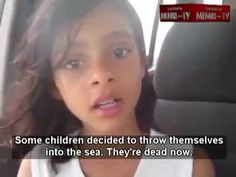 """11-year old """"Nada al-Ahdal"""" would rather die than be forced into marriage. She fled her family in her hometown in Yemen to stay with her uncle nearby because of it."""