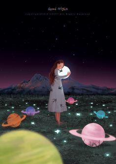 El vasto universo, acabo de conocerte :) -lost7