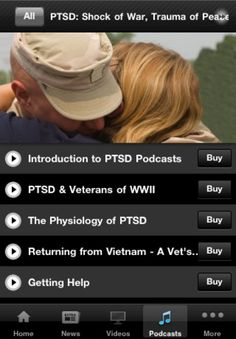 HEALTH AND WELLNESS - The Hope for One PTSD app is focused on providing support to military veterans and their families that are struggling with the effects of post traumatic stress disorder. We deeply appreciate the sacrifices that our servicemen and women make for our country. Our hope is that you will find this app to be a source of hope and encouragement. FREE www.operationwearehere.com/apps.html