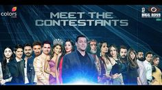 bigg boss 10 countries usa, india,etc. all contestants name..