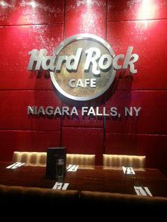 Hard Rock Cafe Niagara Falls USA in Niagara Falls, NY