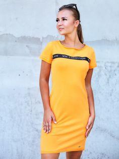 Športové šaty VSB LUSY mango Short Sleeve Dresses, Dresses With Sleeves, Mango, Sexy, Fashion, Manga, Moda, Sleeve Dresses, Fashion Styles