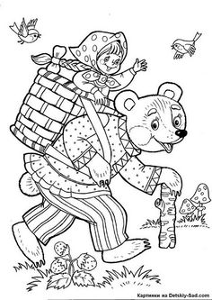Раскраски героев сказок и мультфильмов – Наталья Каргина – Webová alba Picasa Free Coloring Pages, Coloring For Kids, Coloring Sheets, Adult Coloring, Coloring Books, Sequencing Pictures, Russian Folk Art, Window Art, Color Stories