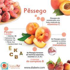 beneficios do Pessego