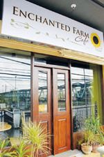 Some Enchanted Farm | The Manila Bulletin Newspaper Online The Café: keystone of the entire vision of the Enchanted Farm