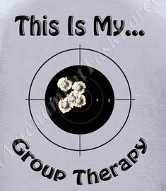 The best kind of group therapy requires only two: you and your firearm.