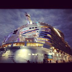 Royal Caribbean Allure of the Seas Photo by jstarme