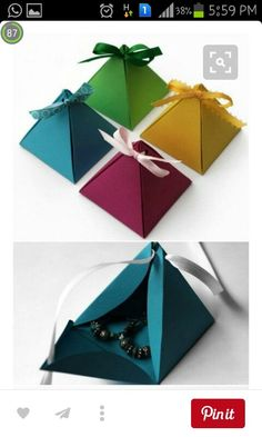 40 amazing christmas gift wrapping ideas you can make yourself 40 amazing christmas gift wrapping ideas you can make yourself pinterest wrapping ideas origami and christmas gifts solutioingenieria Image collections