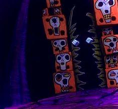 Halloween Buckets, Oogie Boogie, Nightmare Before Christmas, Birthday Candles, Holidays, Holidays Events, The Nightmare Before Christmas, Holiday, Vacation