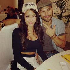 Melanie Iglesias Instagram: 'Off The Bat' Host Gets Silly With Ryan Guzman In New PHOTO, Says She Is 'SO Lucky' [VIDEO]