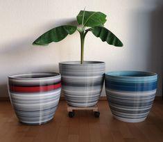 Vasen und Töpfe - Roboprint Shops, Vase, Planter Pots, Tableware, Design, Plants, Tents, Dinnerware, Tablewares