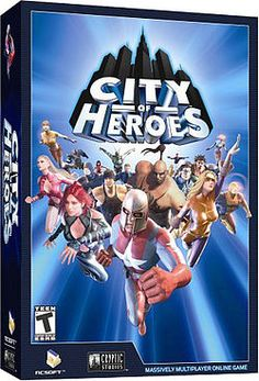 City of Heroes / City of Villians  Best MMO EVER!!! Rip CoH. 2004-2012