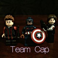 """""""United We Stand"""" All my Team Cap figs. I don't have Scarlet Witch or Ant-Man(yet ) but I'm trying to get them before March when the Civil War sets come out.  #lego #marvel #captainamericacivilwar #teamcap #wintersoldier #hawkeye #captainamerica #cap #civilwar #legomarvel #avengers #2016 #picsartlego #legopicsart by master_cortez"""