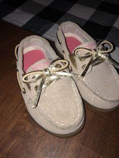 6f168a755683f1 Sperry Shoes Toddler Girls Size 6 Gold  fashion  clothing  shoes   accessories