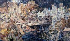 Hernan Bas, Ubu Roi (The War March), 2009 – collezione Iannaccone.