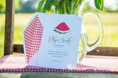 Watermelon Picnic Collection Printable by sweetpeachpaperie, $14.50