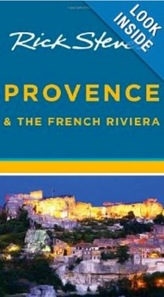It sounds cliche, but I loved #Provence. I could spend, say, a year there. Maybe write a book about it... Anyway, if you are going to southern France only, then this is an excellent guide for you.  Rick Steves also helps his audience get out of the cobblestone and walled city rut by recommending #Arles. What a great time we had there. The French #Riviera is also a traveler's delight, and should be planned carefully in order to have the best experience.