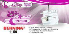 Bernina 1150 #ramadan #kareem #discount #sale #sewing #machine #bernina #stitch #fashion #online #mall