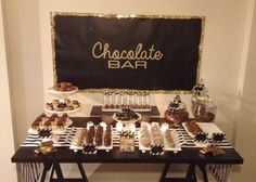 Chocolate Buffet #chocolate #buffet