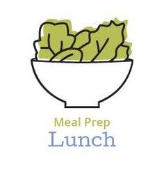 This Mediterranean farro chicken lunch bowl recipe has balsamic roasted veggies, feta cheese, fresh fennel, and a tangy balsamic vinaigrette.