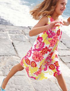 I've+spotted+this+@BodenClothing+Summer+Printed+Dress+