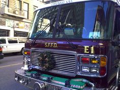 SFFD's finest during Christmas.