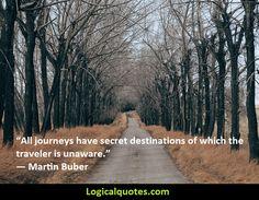 Inspirational Martin Buber Quotes