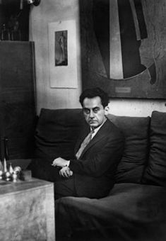 Photo of Man Ray 1932, by Marianne Breslauer