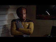 The Worf of Starfleet - Trailer Parody (The Wolf of Wall Street)