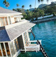 Overwater Villas!