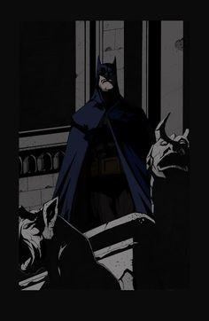 Dark Knight by *Toks-S on deviantART