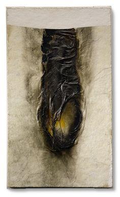 View Combustione by Alberto Burri on artnet. Browse more artworks Alberto Burri from Robilant Voena. Neo Dada, Contemporary Artists, Modern Art, Alberto Burri, San Francisco Museums, Black Pigment, Political Art, Environment Concept Art, Italian Art