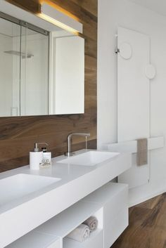 Damilano Studios Italy Designs Contemporary Apartment in a Classic Building Contemporary, Lighted Bathroom Mirror, Apartment, Contemporary Apartment, Apartment Decor, Residential Interior, Renovations, Bathroom Mirror, Residential Interior Design