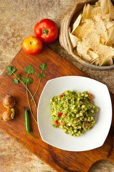 Grilled Corn Guacamole Recipe on Yummly