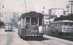 1735 - Bonde Camarão - Av. Celso Garcia - São Paulo - c. 1966