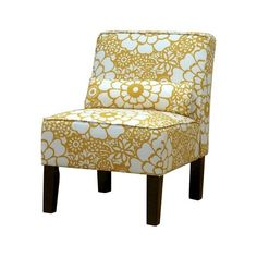 Skyline Accent Chair: Upholstered Chair: Seedling By Thomas Paul... ($108
