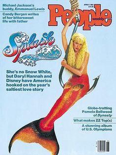 Daryl Hannah - People Magazine [United States] (9 April 1984)