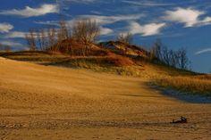 Warren Dunes State Park Sawyer Michigan