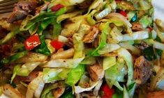 Chicken Cabbage Stir-Fry: Yummy, Please make sure to Like and share this Recipe with your friends on Facebook and also follow us on facebook and Pinterest to get our latest Yummy Recipes. To Make this Recipe You'Il Need the following ingredients: Ingredients: 3 chicken breast halves 1 teaspoon vegetable oil 3 cups green cabbage, shredded […]