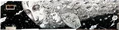 Liqen, 'Quetzalcoatl + Isis', Mexico - unurth | street art