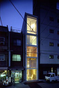 HOUSE IN NIPPONBASHI | WARO KISHI + K.ASSOCIATES/ARCHITECTS