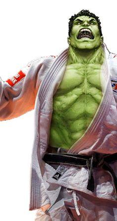 JUDO judoka hulk