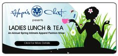 MAY EVENT! Mother's Day Tea! May 9th, 2015