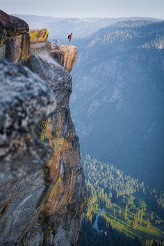 nordvarg:  (500px / Yosemite National Park by Kevin Winzeler)