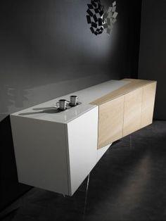 Asymmetrische Sideboard In Bester Qualität Und Design