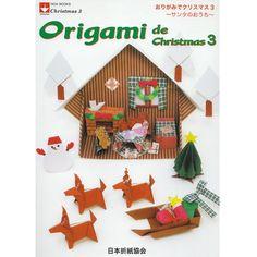 NOA: Origami de Christmas 3 - Origami Könyvek - Origami és Washi - Japán Store Miyabi