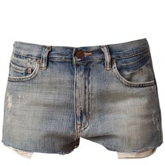 Denim & Supply Ralph Lauren Vintage Cut Off Shorts ($42) ❤ liked on Polyvore