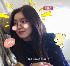 (cr: dreamy be) Seulgi, Red Velvet Joy, Red Velvet Irene, Park Sooyoung, Sehun, Korean Girl, Asian Girl, Thing 1, Aesthetic Photo