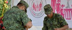El desarme voluntario llega a la delegación Miguel Hidalgo